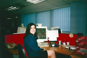 Aged 28, working at Mailcom. Loved this job - why did I leave?