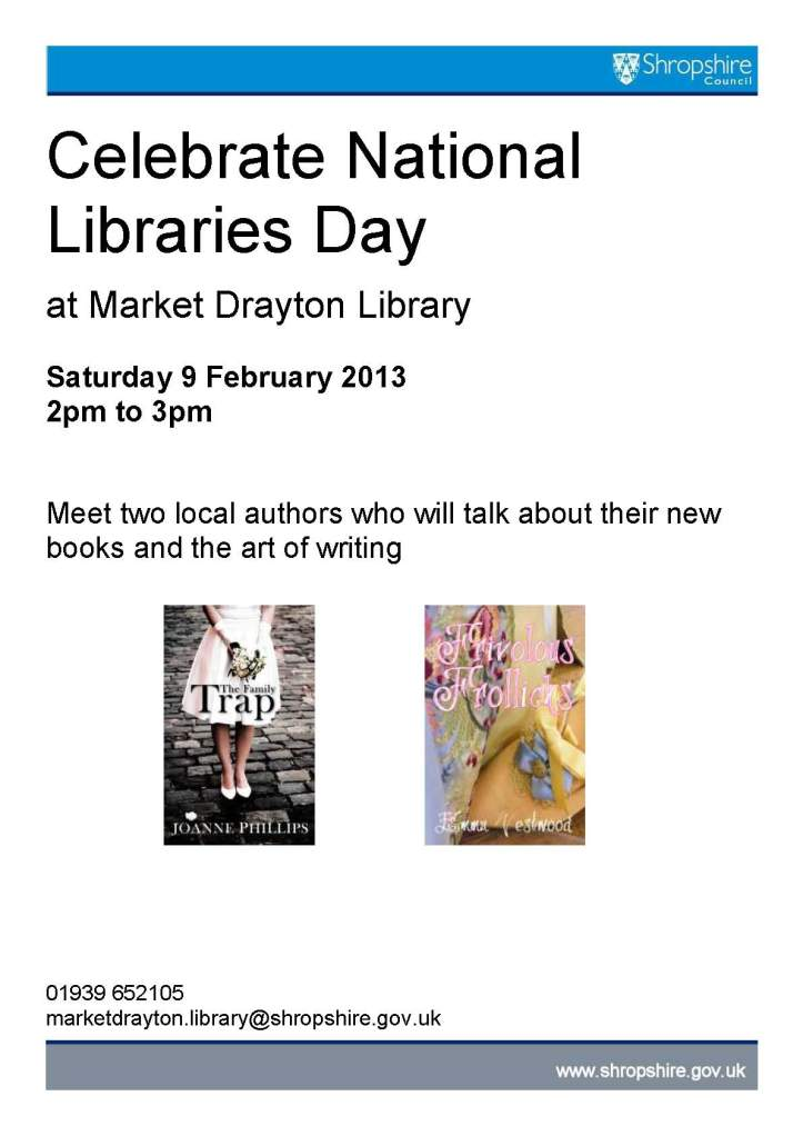 National Libraries Day - MD