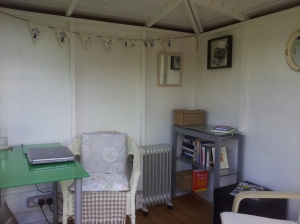 Summerhouse desk