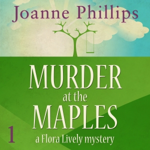 Flora Lively audio book cover